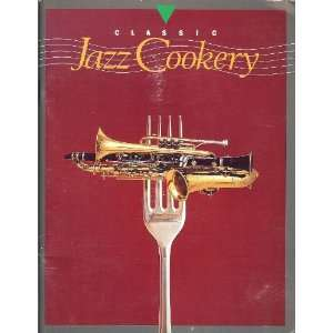 Classic Jazz Cookery Mike McCombe Books