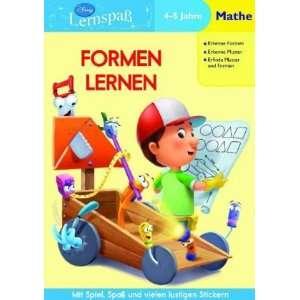 Mathe Mit Spiel, SpaÃ? und vielen lustigen Stickern (9781407588414