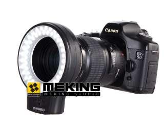 Yongnuo Macro Close Up O Ring LED Light WJ 60 Lighting f Canon Nikon