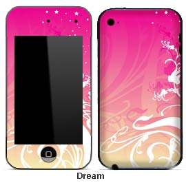 Apple iPod Touch 4g 4th gen generation skin case skins cover decal