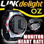 New Sport Pulse Heart Rate Monitor Calorie Counter Wrist Watch Stop