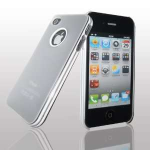 NEW For Apple iPhone 4 4G 4S Fashion Luxury Ultra Slim White Hard Case