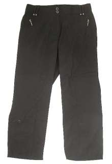 DKNY by Jamie Sadock Golf / Travel Capri Pants   Size 8