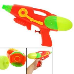 Kids Plastic Squirt Gun Play Toy for Water Warfare Game Toys & Games