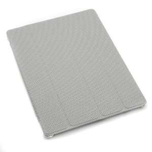 Cover Case Protector Flip Stand Upright with Cross Threads for iPad 2