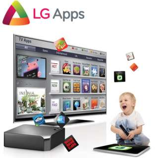 LG (ST600) Smart TV Upgrader 1080P HDMI WIFI   Make Your TV