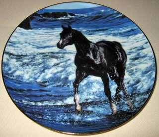 Lesley Harrison Free Spirits EBONY CHAMPION Horse Plate