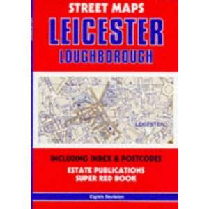 Super Red Book Leicester & Loughborough (9780860848073) Books