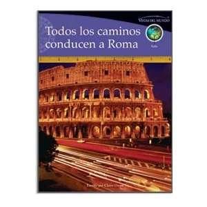 Vistas del mundo Todos los caminos llevan a Roma, Math