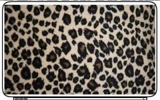 Animal Leopard Print Design Laptop or Netbook Sticker Skin Decal Cover