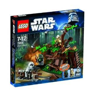 LEGO Star Wars Ewok Attack (7139) Toys & Games