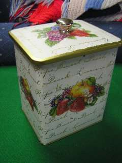 KNOTTs Berry Farm SHORTBREAD Cookies TIN Box/Container