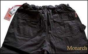 Koi Lindsey Scrub Cargo Pocket Pant Color Steel   Small