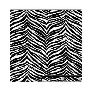 Black Zebra Skin Decorative Protector Skin Decal Sticker