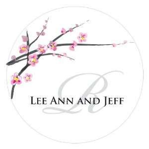 Cherry Blossom Large Sticker