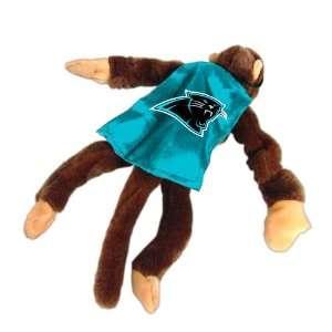 Carolina Panthers Plush Flying Monkey Stuffed Animals: Home & Kitchen