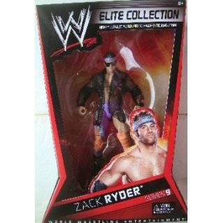 Mattel WWE Wrestling Exclusive Elite Collection Road to WrestleMania