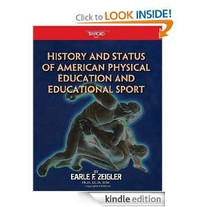 History and Status of American Physical Education And Educational