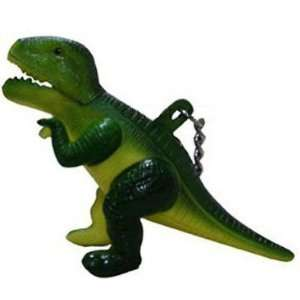 Led Dinosaur Keychain with Sound Toys & Games