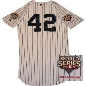 New York Yankees Mariano Rivera Authentic 2009 World Series Champions