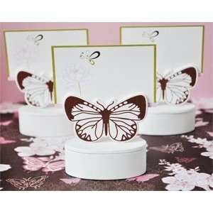 Butterfly Place Card Wedding Favors Boxes with Placecards
