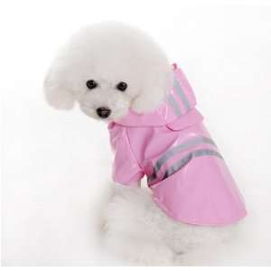 Spring Summer Pet Puppy Doggie Clothes Raincoat Waterproof
