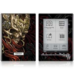Celtic Skull Design Protective Decal Skin Sticker for Sony