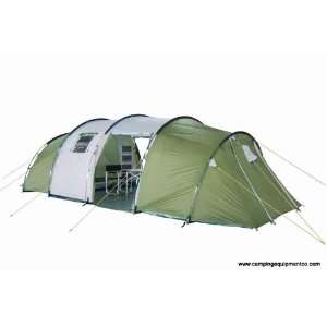 Como 8 Person Family Camping Dome Tent