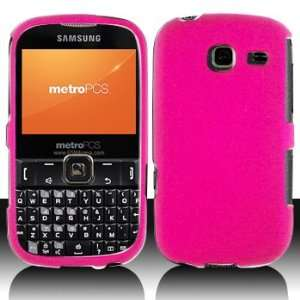 Comment Plastic Rubberized Hot Pink Case Cover Protector (free Anti