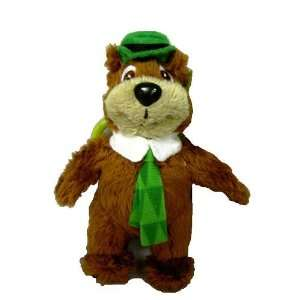 Yogi Bear Plush Clip On   Yogi Toys & Games