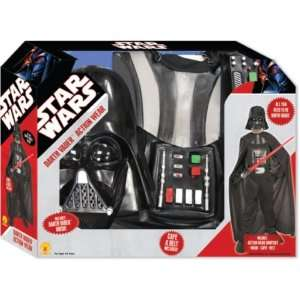 Star Wars Darth Vader Dress   Up Suit Toys & Games