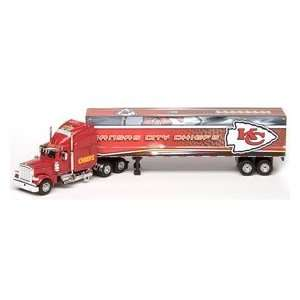 Kansas City Chiefs 180 2007 Tractor Trailer Sports