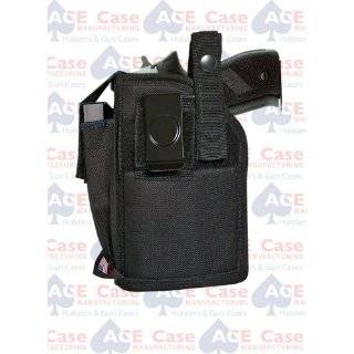 Ruger P95 Pro Carry HD IWB Leather Conceal Carry Holster Black: