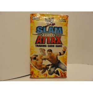 World Wrestling Slam Attax Trading Card Game   8 Game