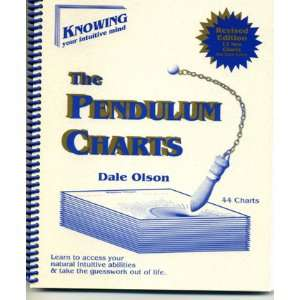 Pendulum Charts   Knowing Your Intuitive Mind   44 Charts