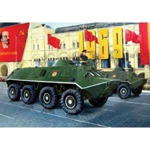 Trumpeter 1/35 Russian BTR 60PB Armored Personnel Carrier