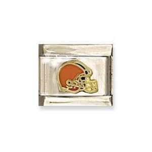 com Cleveland Browns Cut Out Charm NFL Football Fan Shop Sports Team