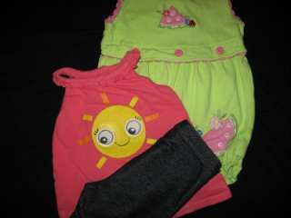 36 Baby Girl Toddler 18 18 24 Months Spring Summer Clothes Lot