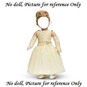 Gala Party Gown for 18 American Girl doll Toys & Games