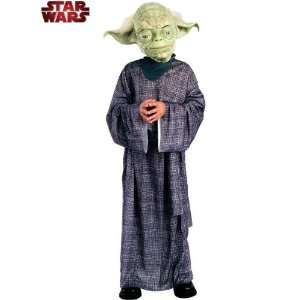 Yoda Costume Child Small 4 6 Star Wars Collection Toys
