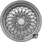 of 4 Silver 15 Inch Hub Caps Rim Wheel Covers (Fits Crown Victoria