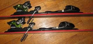 Elan World Cup RCS Junior Race Skis (140cm) with Elan ER 11 bindings