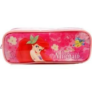 Disney Princess Ariel Pencil Case/Cosmetic Bag Office
