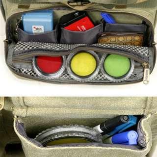 Canon Nikon Pentax DSLR SLR Camera Lenses Backpack Bag