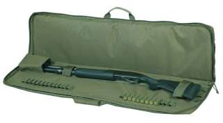 Voodoo Tactical Enlarged Shotgun Case Padded Weapon 15 0083 Army