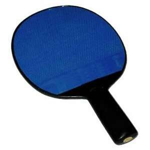 Poly Ping Pong Paddle w/Rubber Face   Quantity of 24