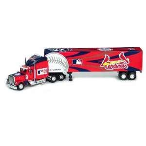 St. Louis Cardinals 2006 Peterbilt Tractor Trailer