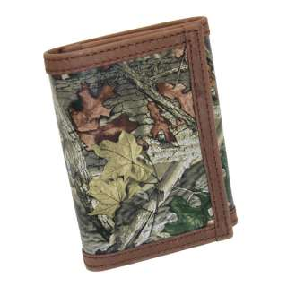 Badger by 3D Belt Company Camouflage Tri fold Mens Wallet