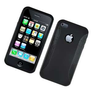 FOR Apple IPHONE 4/4S HYBRID Cell Phone Protector CASE Hard Cover