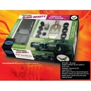 1/32 Green Hornet Black Beauty Slot Car Race Kit Toys